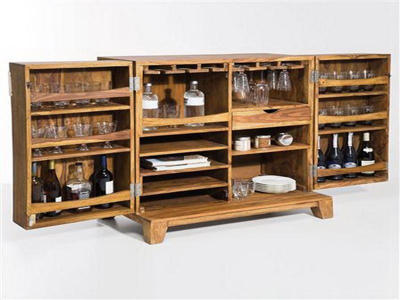 Interesting Bar Cabinet Antique Design Inspiration Antique Fold