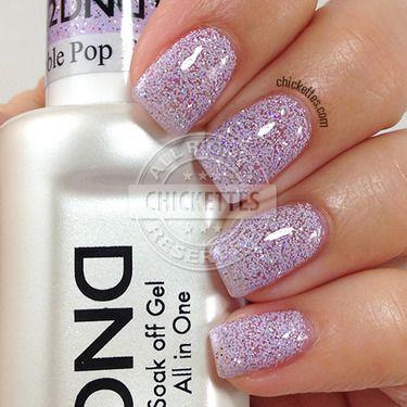 daisy gel polish bubble pop 512  glitter gel polish gel