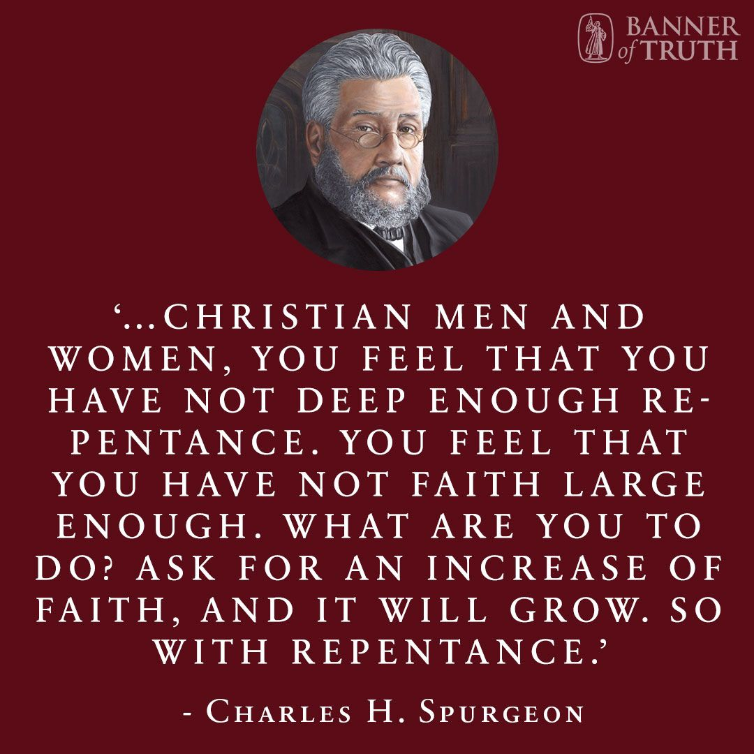 Christian Life Quotes Ask For An Increase Of Faith.httpbanneroftruthusabout
