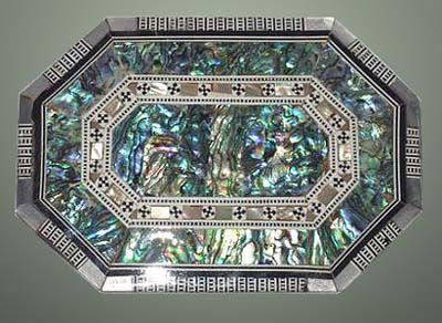 Egyptian jewelry box is a gem to hold your gems wwwvirtualkhancom