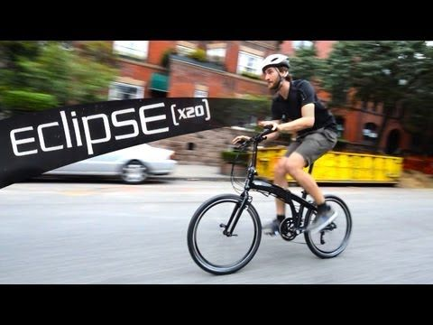 Tern Eclipse X20 Ninja Folding Bike Review Bike Reviews