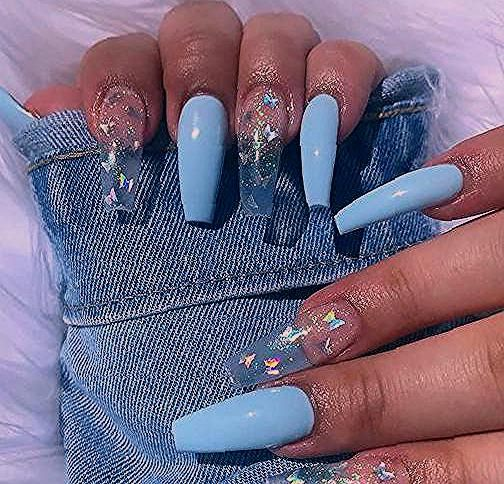 Photo of Unique and exaggerated long nail styling Ideas