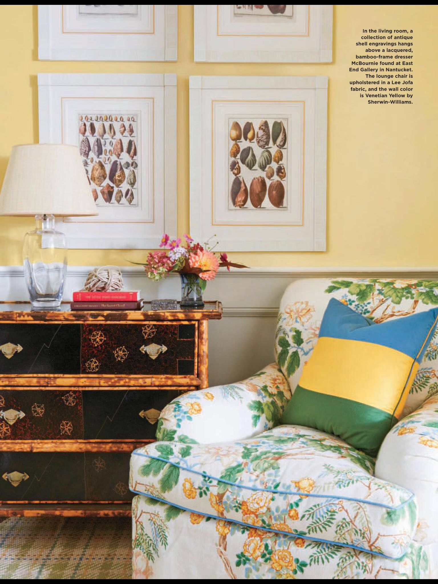 Nantucket Revival From Coastal Living, July 2018 Read It On