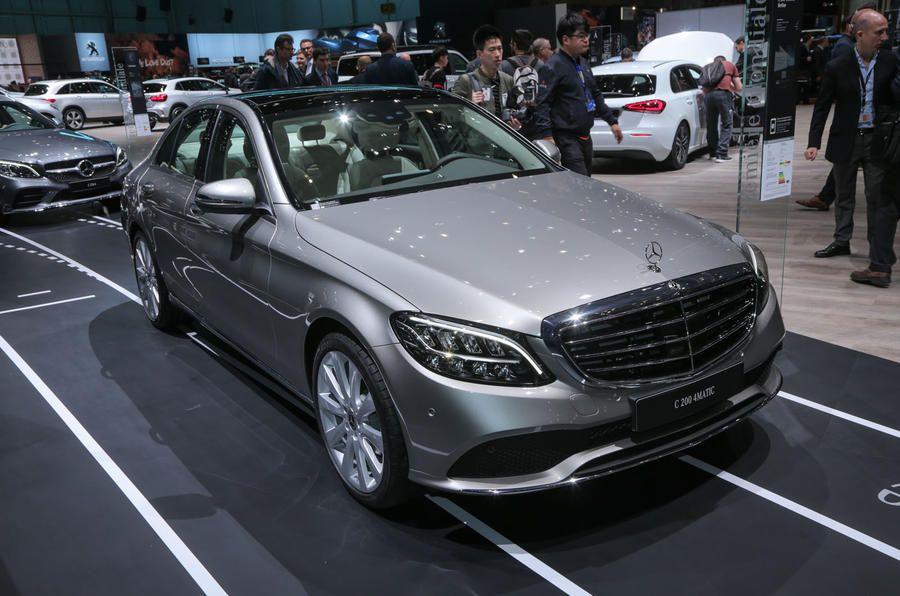2018 Mercedes Benz C Class Starting Price Confirmed As 33 180 Benz C Mercedes Benz Mercedes