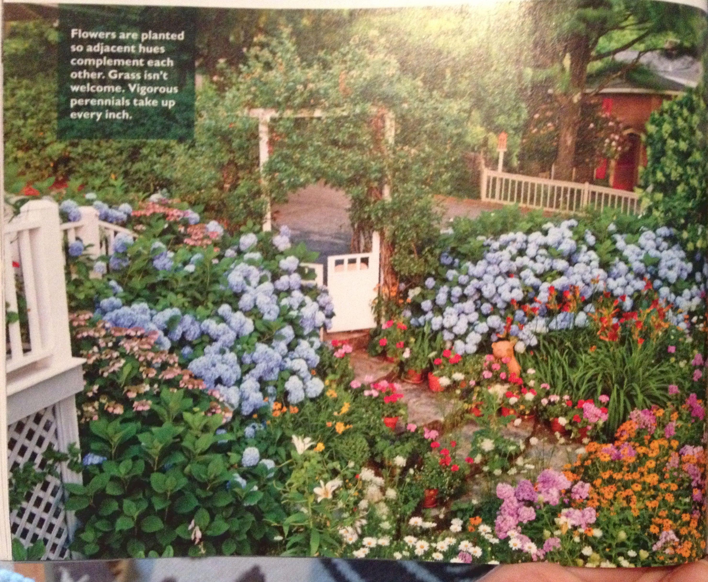flower beds backyard garden retreat Backyard flowers