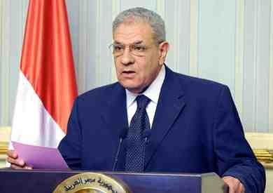 التشكيل الوزاري الجديد 2015 يطيح بعدد من وزراء ابراهيم محلب