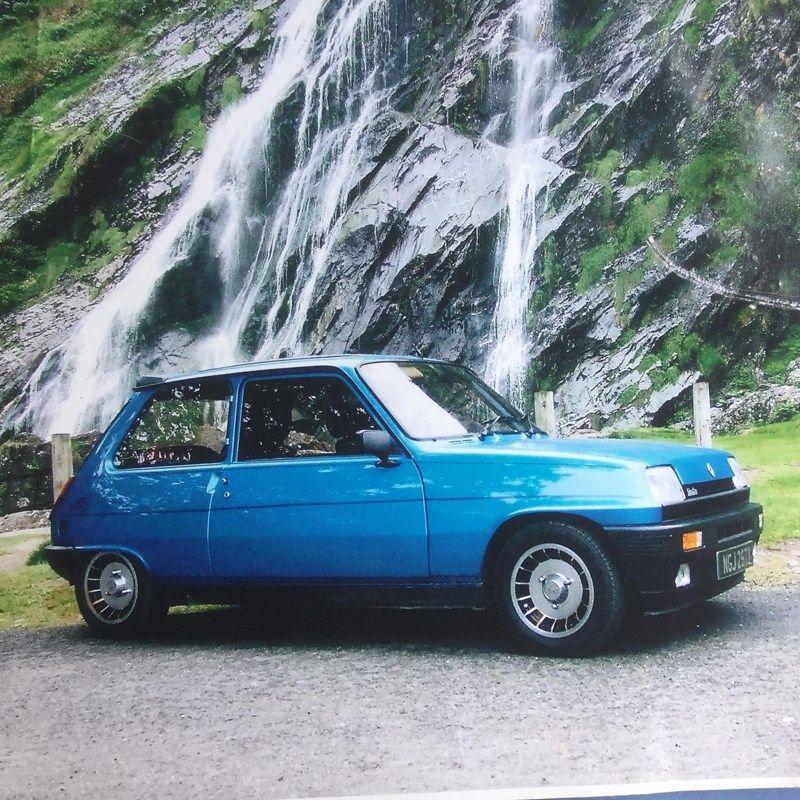 Renault Cars: RENAULT 5 GORDINI/ALPINE TURBO For Sale In Corbalton