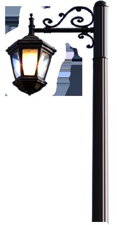 Street Light Png Street Light Light Pole Lamp Post