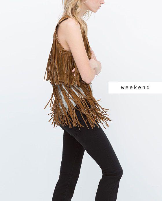 #zaradaily #weekend #woman #softboho