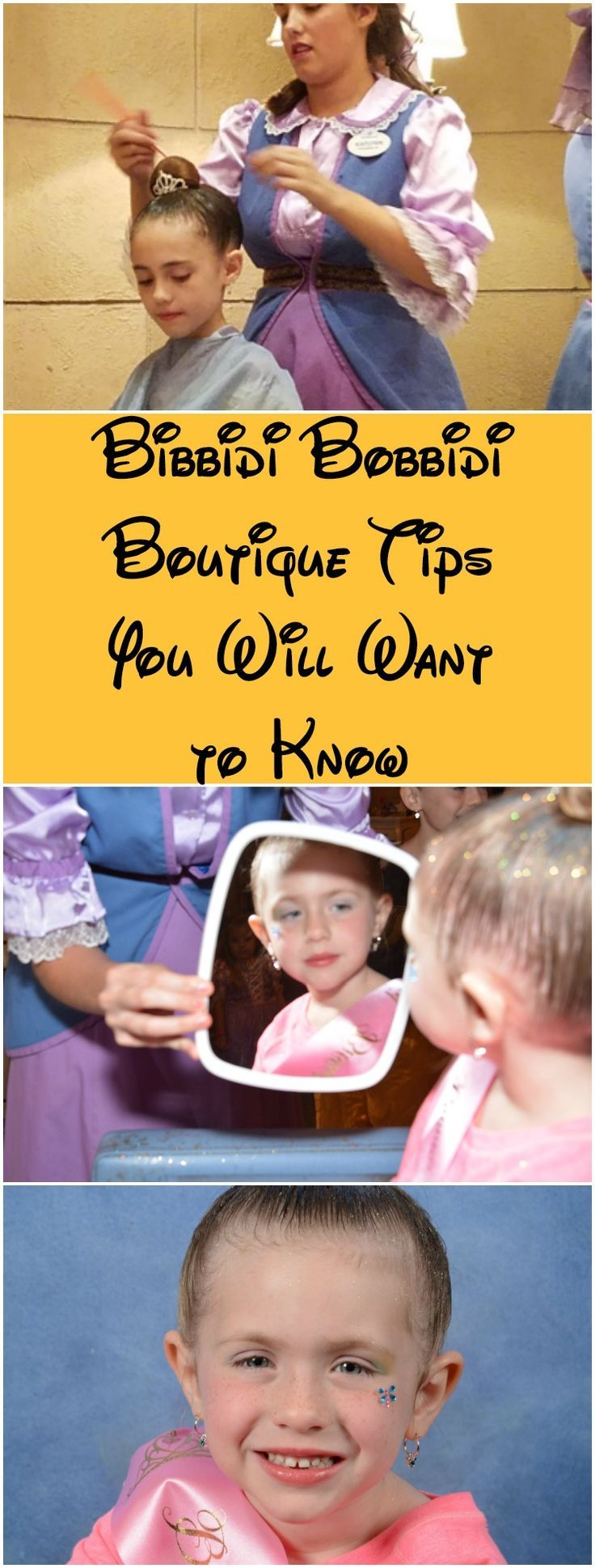 Bibbidi Bobbidi Boutique Tips You Will Want To Know With Images