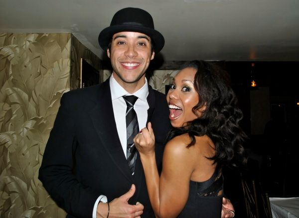 Photo Exclusive Rock Of Ages Dan Domenech S Farewell Party