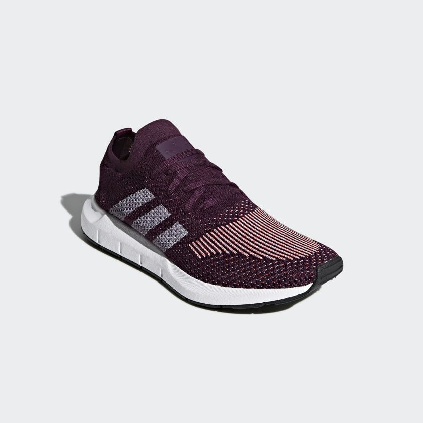 Swift Run Primeknit Shoes | Adidas shoes women, Shoes, Red