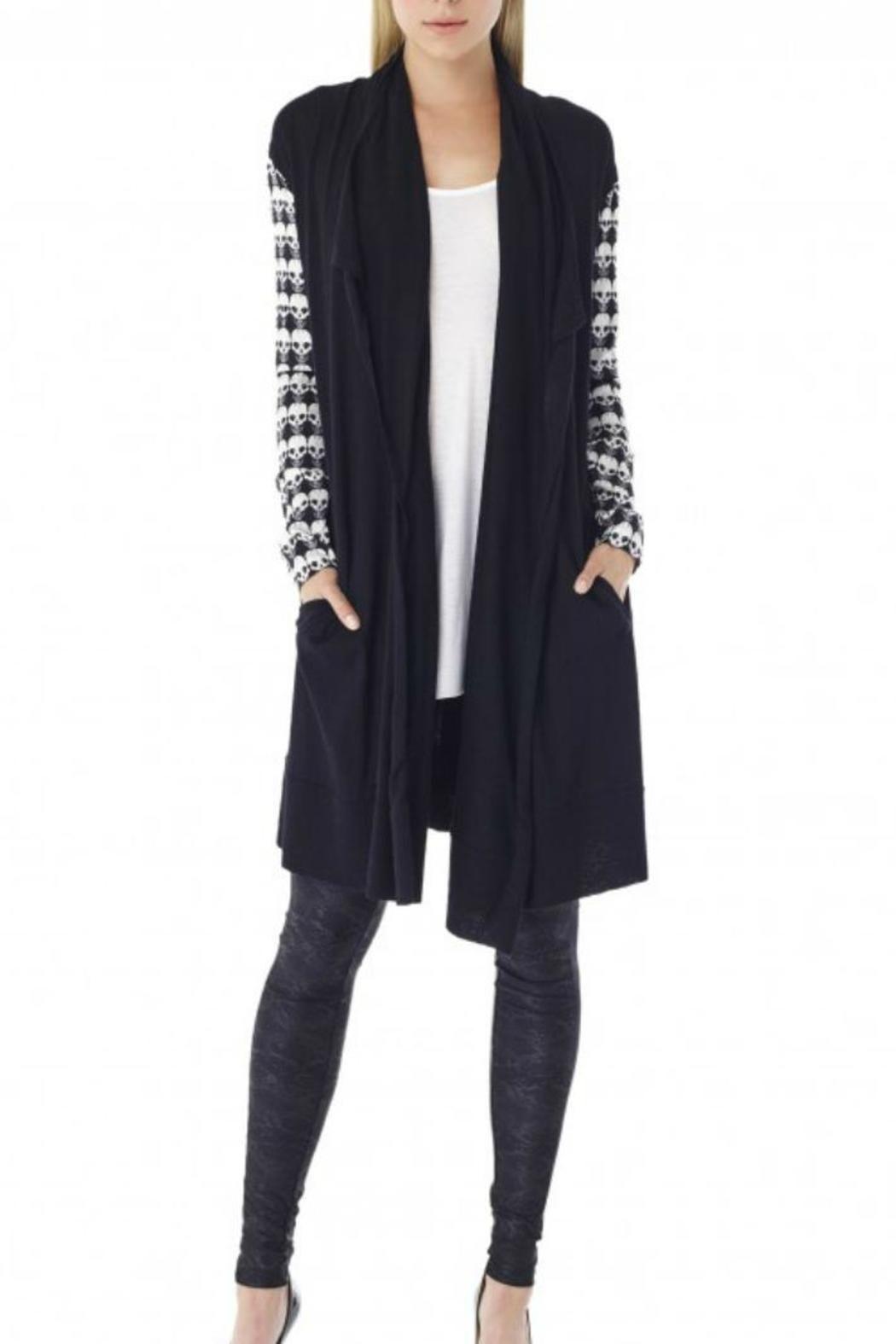 Thomas Wylde Cashmere Sweater Coat | Thomas wylde, Cashmere wrap ...