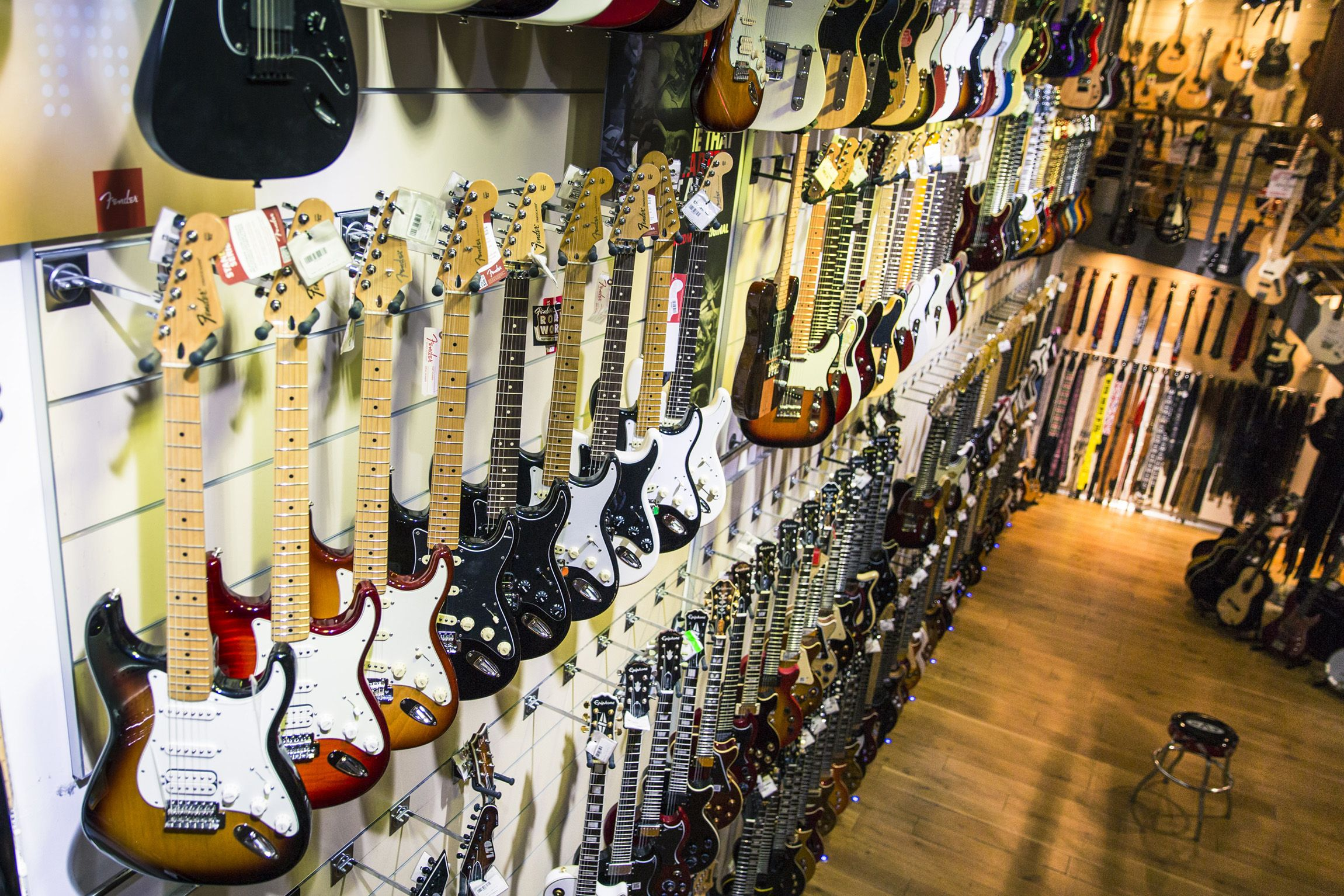 Welcome: Visit Europe's largest music store in Treppendorf
