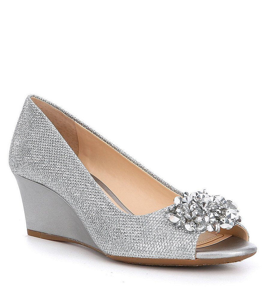 fd053721cc4 Ceylon:Alex Marie Allanah Wedges | Wedding Shoes | Shoes, Wedge ...