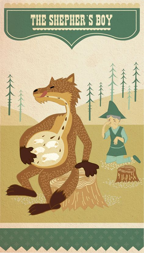 The Shepher's Boy
