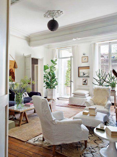Una Casa Francesa Con Espiritu Rural Interiores De Casa