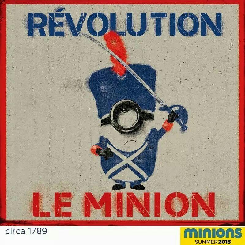 French Minion