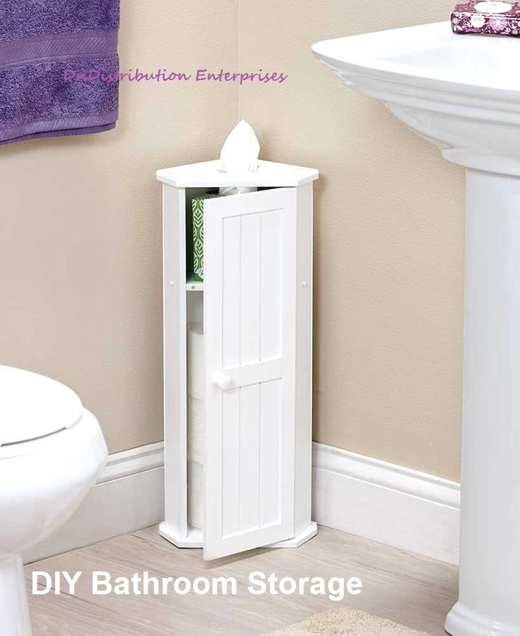 Dining Room Corner Decorating Ideas Space Saving Solutions: New DIY Bathroom Storage Ideas #storage