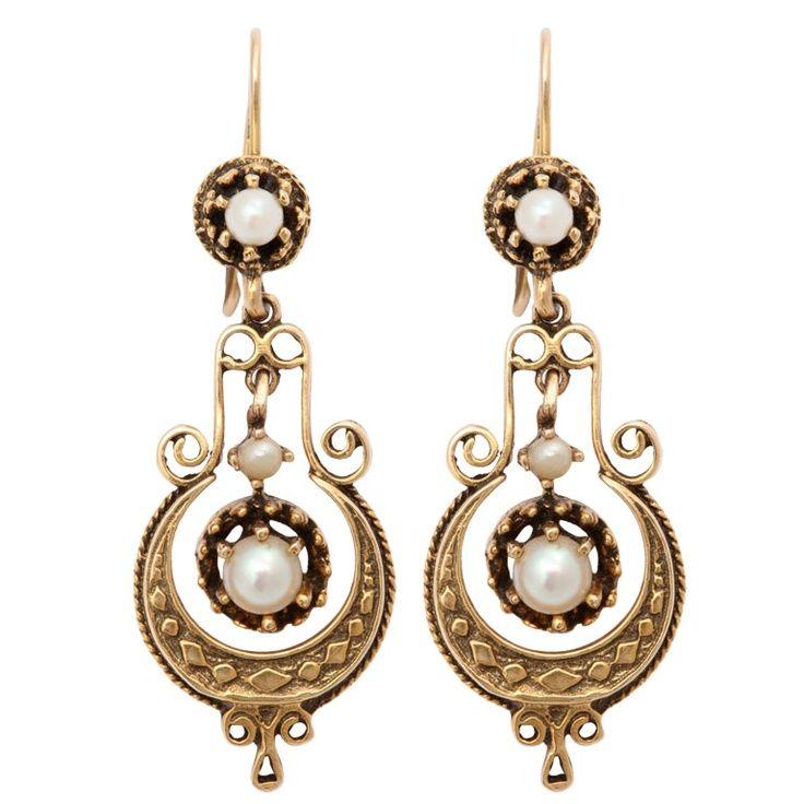 Middle East Jewellery - Earrings ( ✿ Ulviyya)