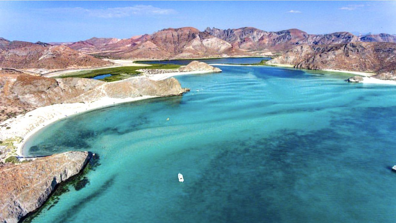 Playa Balandra La Paz Baja California Sur Mexico Pic Bcs Mag