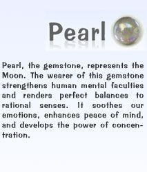 Birthstones Pearl Meaning