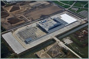 Ikea S Joliet Distribution Center To Be Equipped With Solar