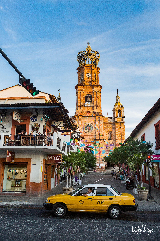 The Town Of Puerto Vallarta, Close To Grand Palladium