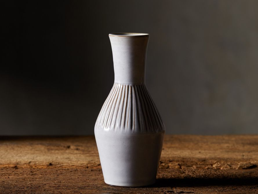 Reminiscent Of 1960 S Ceramic Forms Our Helsinki Vases Are Molded And Etched By Hand To Create Intriguing Textures Semi Decorated Flower Pots Vase Vase Shop