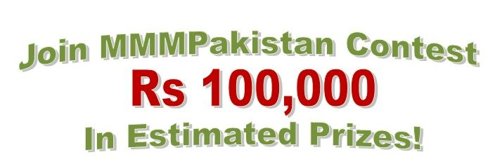 http://mmmpakistan.com/contest/c/165873 MMMPakistan Contest Now you can Earn and Learn at the same time. Visit the link below and you can make some real cash just by promoting the free Webinar link about how to make money from home using the internet. Visit the link and become part of the contest, make cash commi