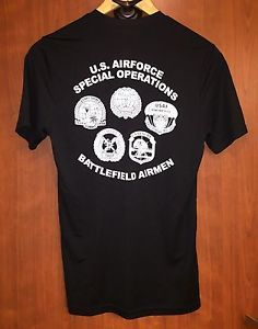72f6d94799e ☀USAF US Air Force T-Shirt☀Special Operations Battlefield Airmen Men S TACP  SERE