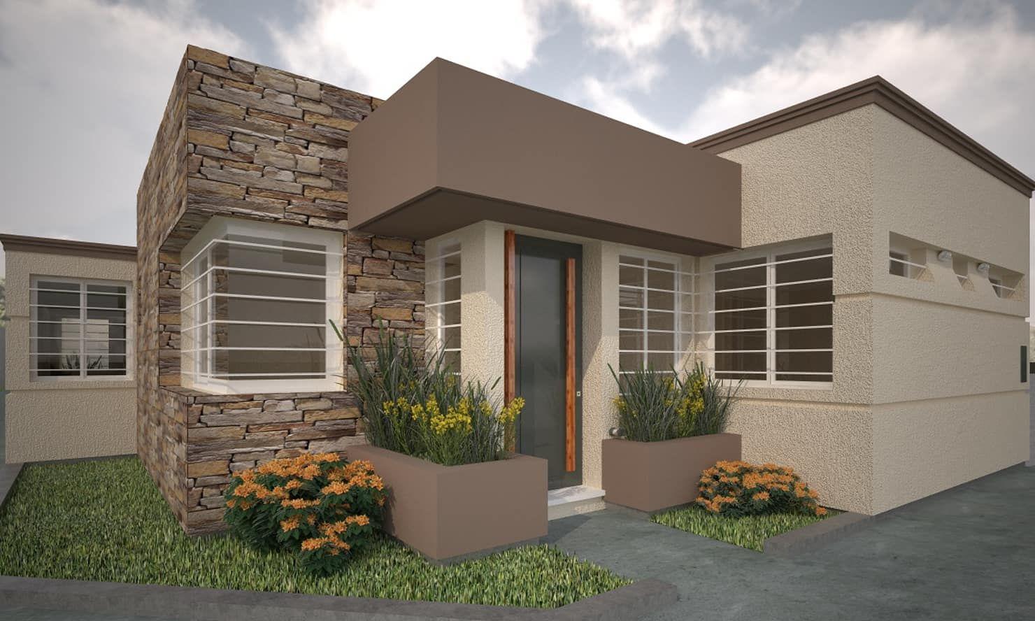 Vivienda En San Martin Casas Modernas Ideas Imagenes Y