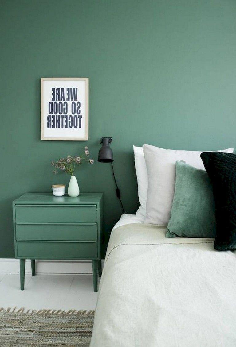Home Design Minimalist Modern Pavilion Addition Green Interior Design Ideas: 58+ Comfy Minimalist Bedroom Decor Ideas Small Rooms