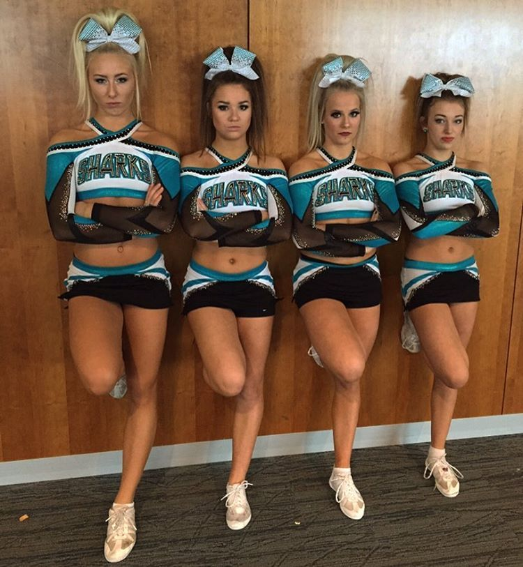Fierce Cheer Picture Poses Cheer Poses Cheer Outfits