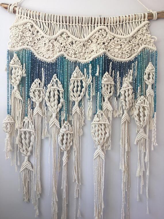 Diy Ocean Tapestry