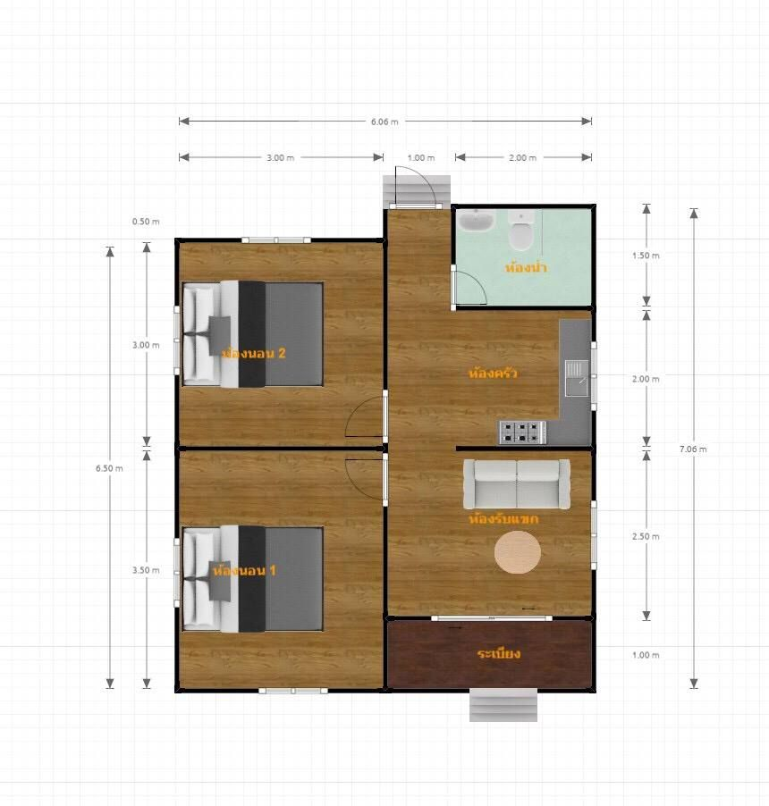 10 Small And Simple House Design You Can Build At Low Cost Simple House Design Simple House Small House Design Plans