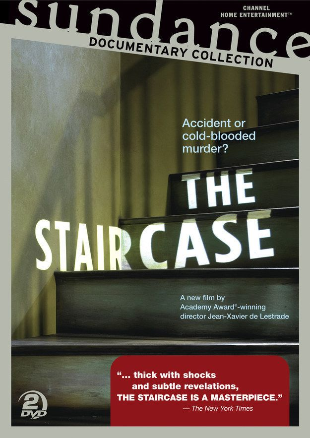 The Staircase | 13 Chilling True Crime Documentaries To Keep You Up At Night