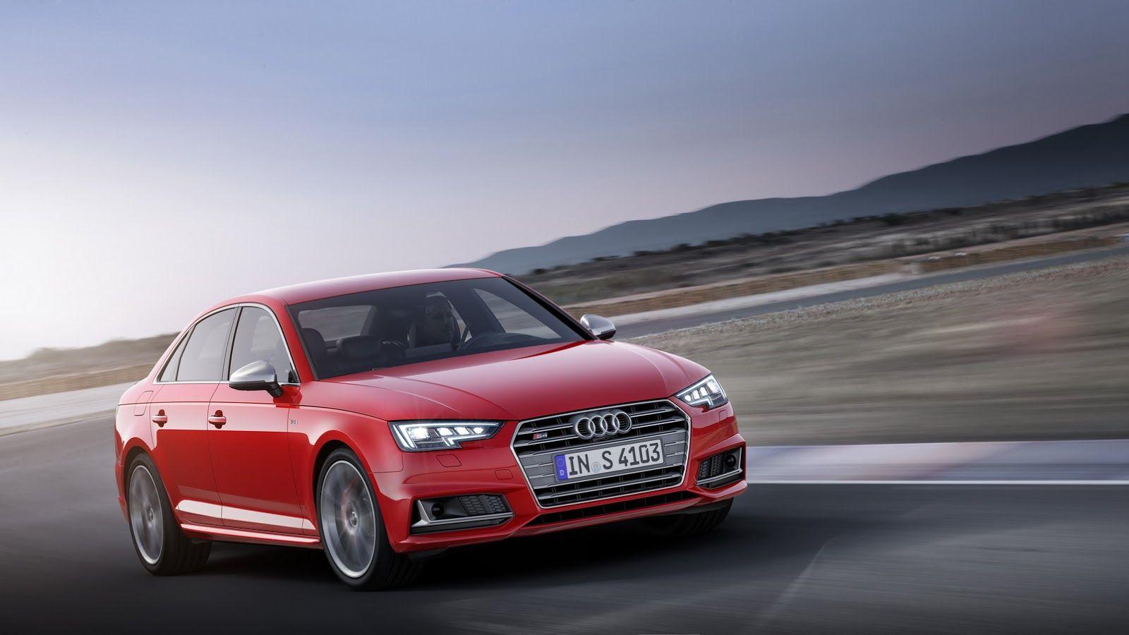 Audi Brings Speedy S4 S4 Avant To Frankfurt W Video Audi S4