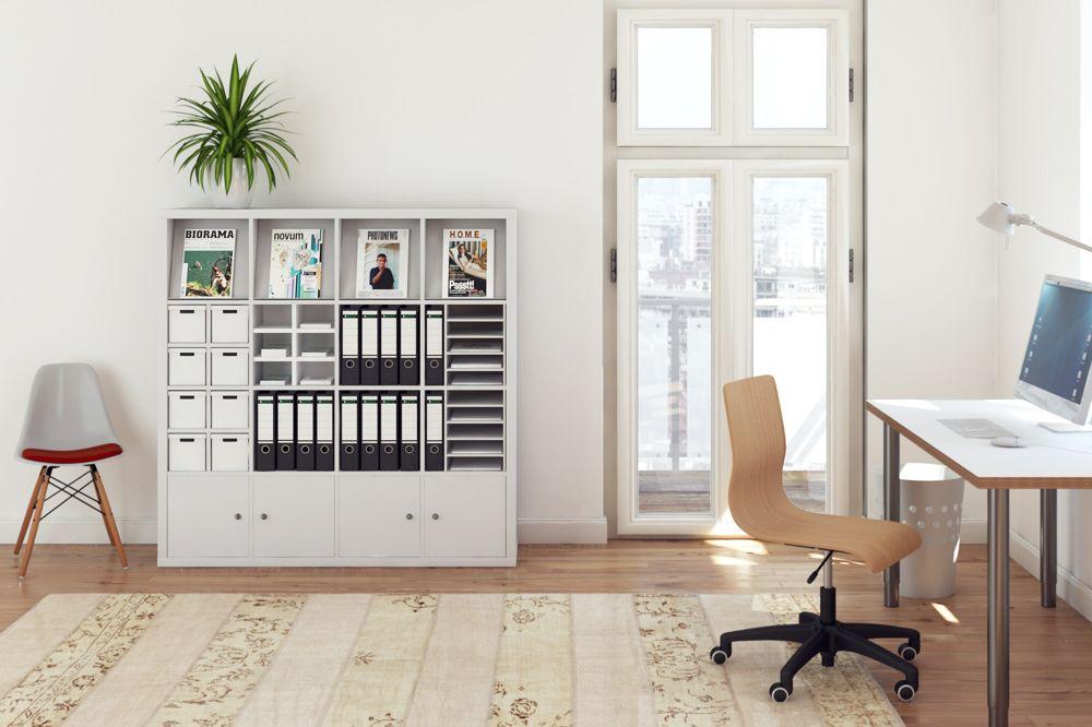 IKEAHack Aus dem Kallax Regal und der Malm Kommode wird