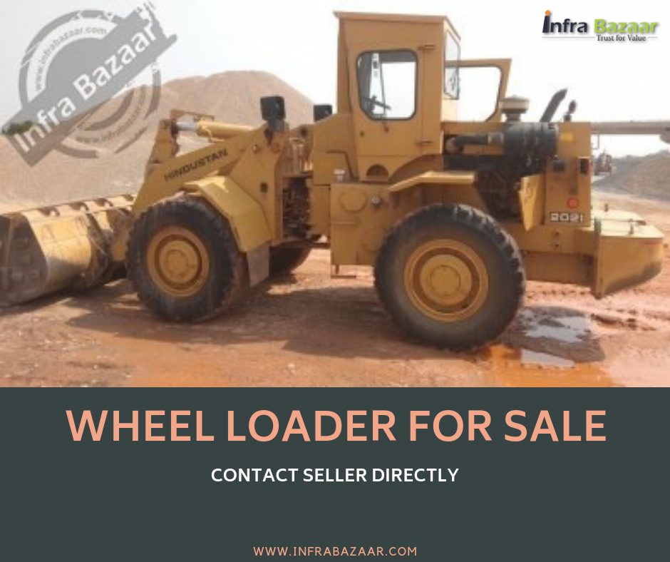 Used Wheel Loader for immediate sale