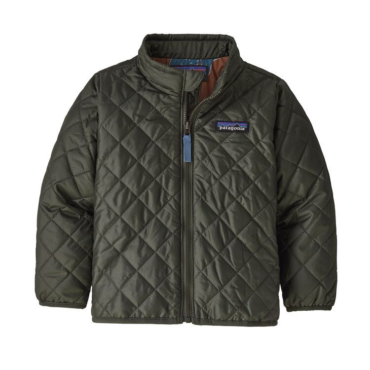 The Childrens Place Baby Boys Primaloft Jackets