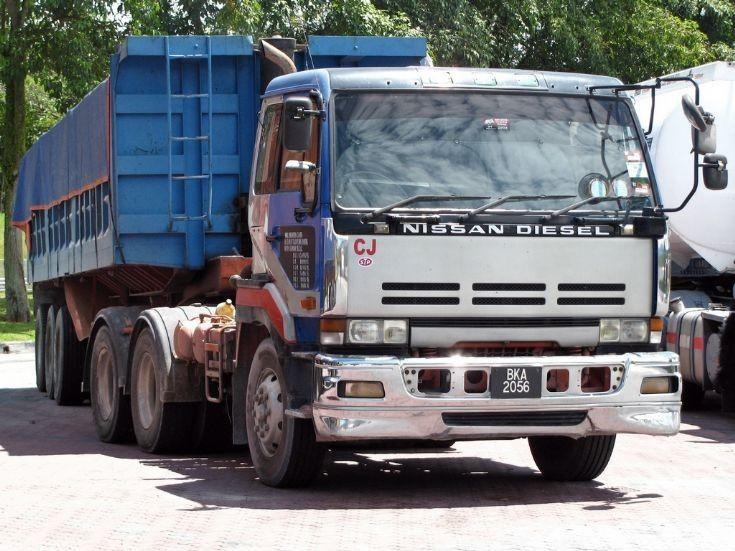 Nissan Diesel Truck >> Nissan Diesel Ud Big Thumb Malaysia Diesel Nissan Diesel