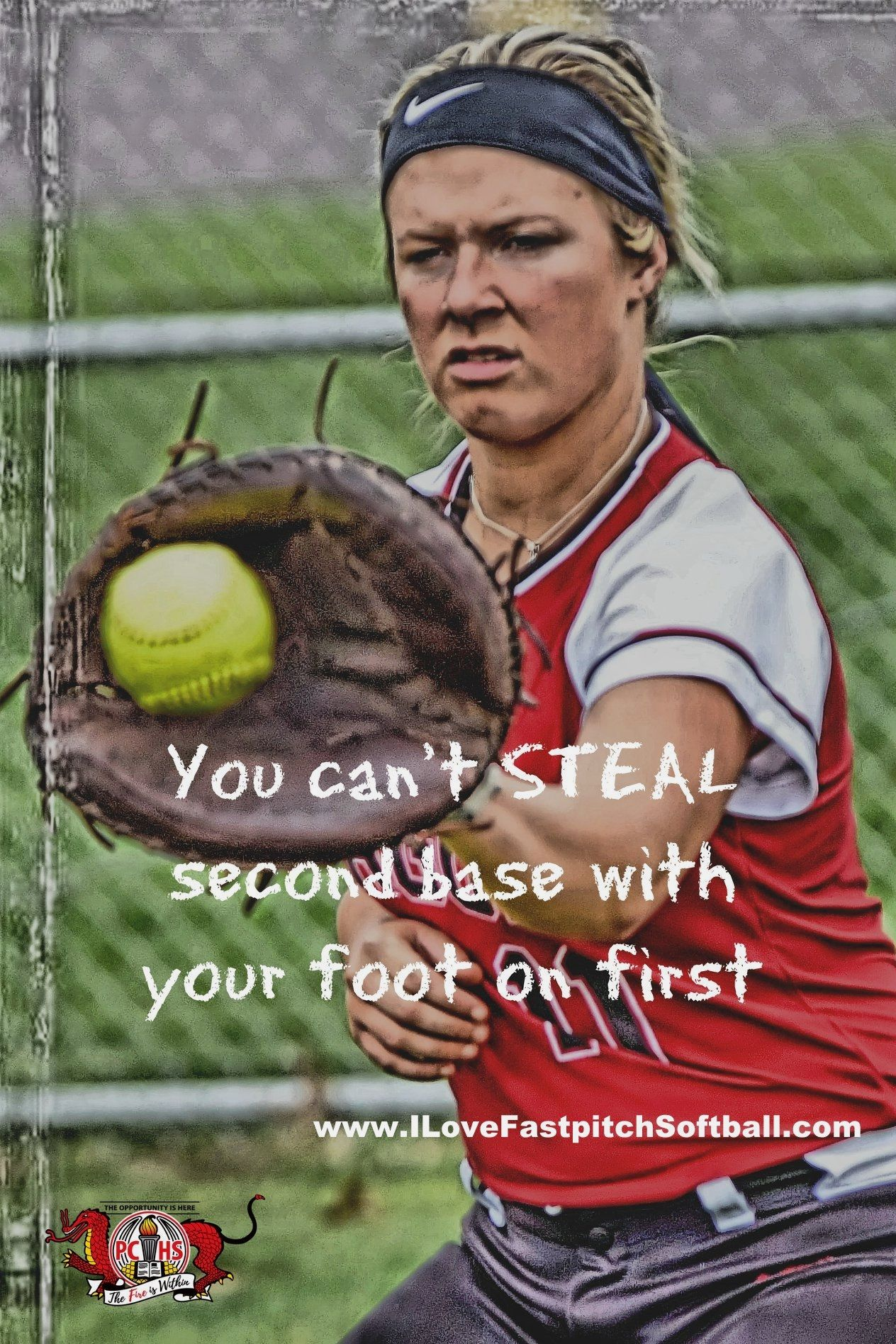 You Have To Take A Chance Ilovefastpitchsoftball