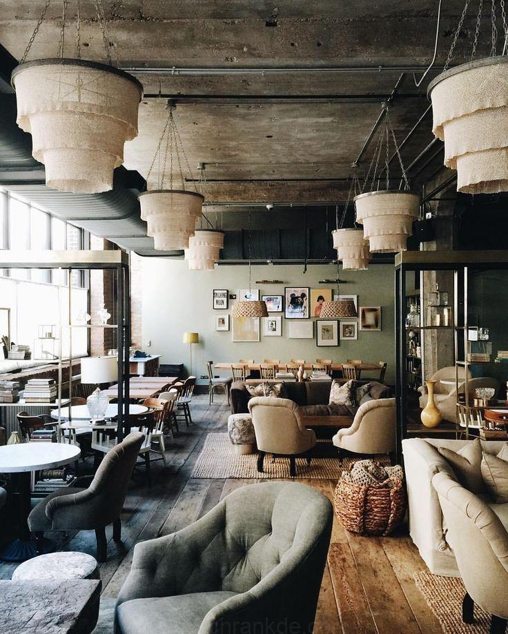 Pin Von Michael Kiel Auf Restaurants In 2020 Restaurant Interieur Vintage Cafe Design Restauranteinrichtungen