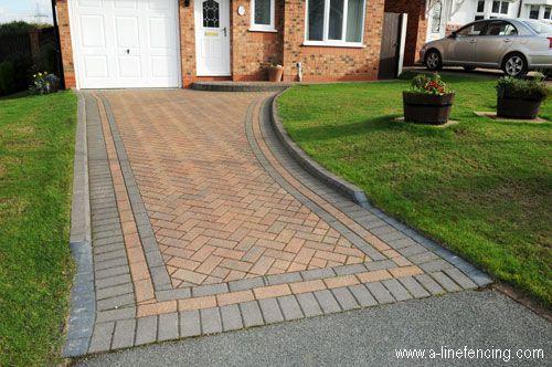 brick patterns for driveways - Google Search | kostka | Pinterest ...