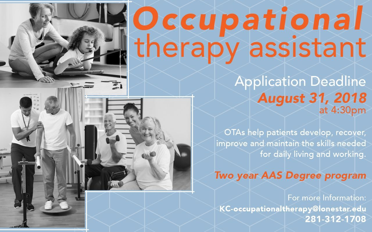 Apply for to an occupational therapy assistant the