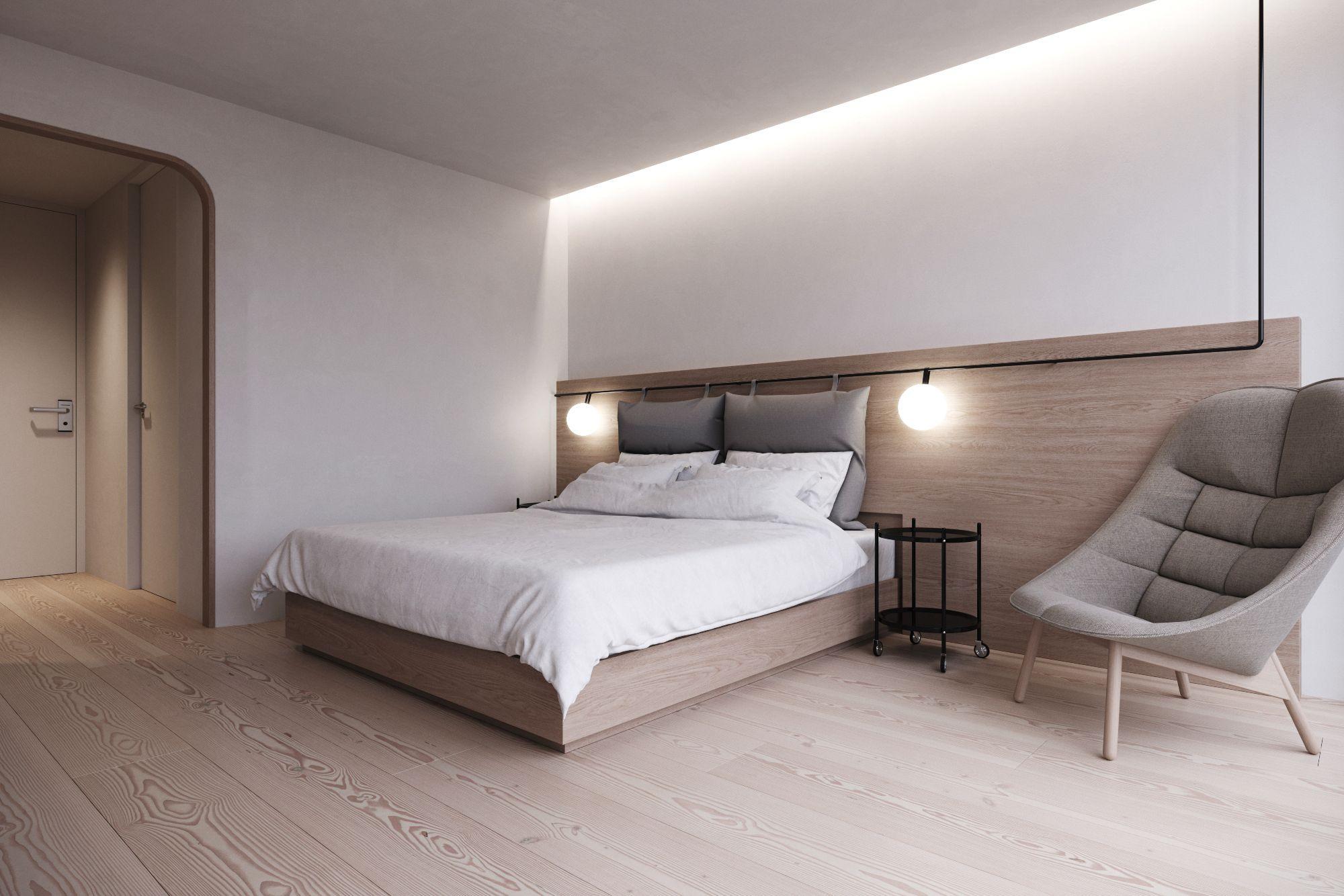 Welcome Hotel Minimalist Bedroom Minimalist Home Furniture Hotel Room Design