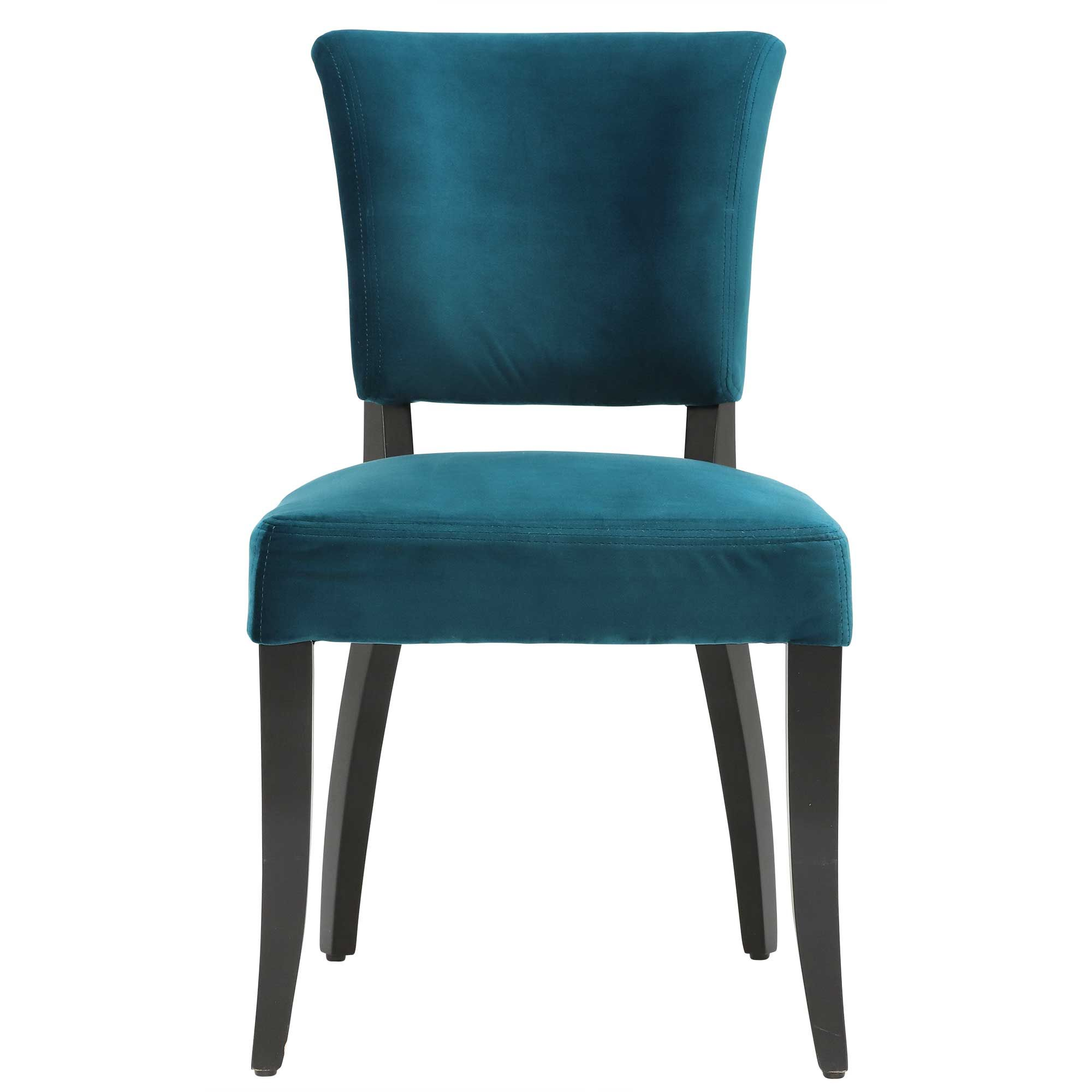 Miraculous Timothy Oulton Mimi Velvet Dining Chair Teal Dining Gmtry Best Dining Table And Chair Ideas Images Gmtryco
