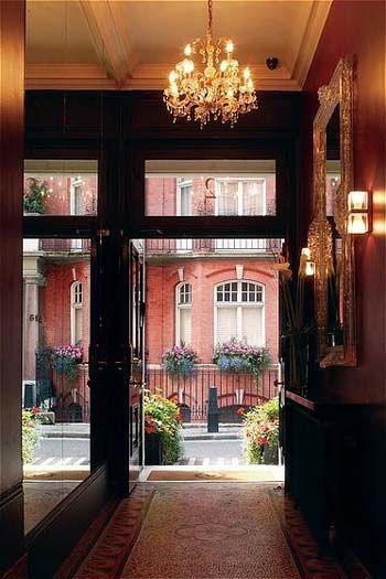 Athenaeum Hotel London Review