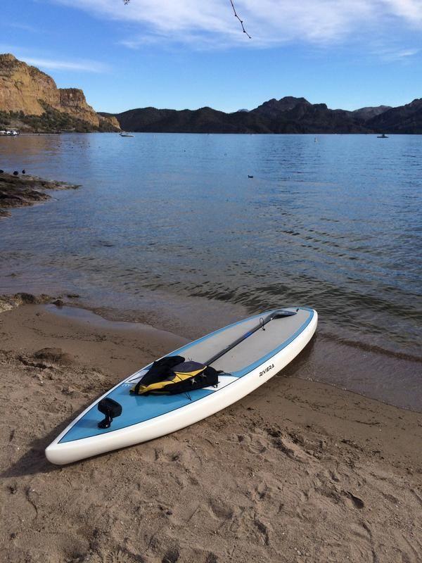 À VENDRE: 12-6 Riviera Voyager List Gear SUP GRATUIT sur GOSUPGEAR.COM